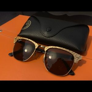 Rayban Clubmasters